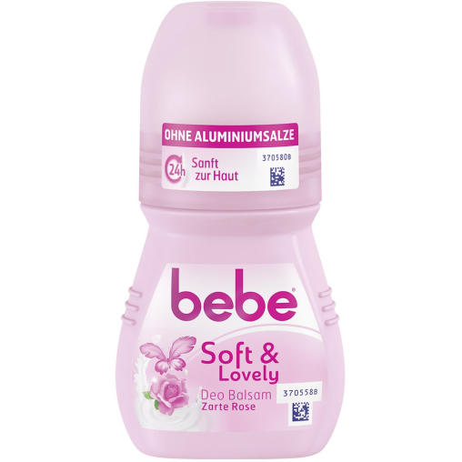 bebe® Young Care Soft & Lovely Deo Balsam Roll-on