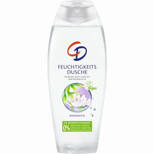 CD Feuchtigkeitsdusche - Wasserlilie