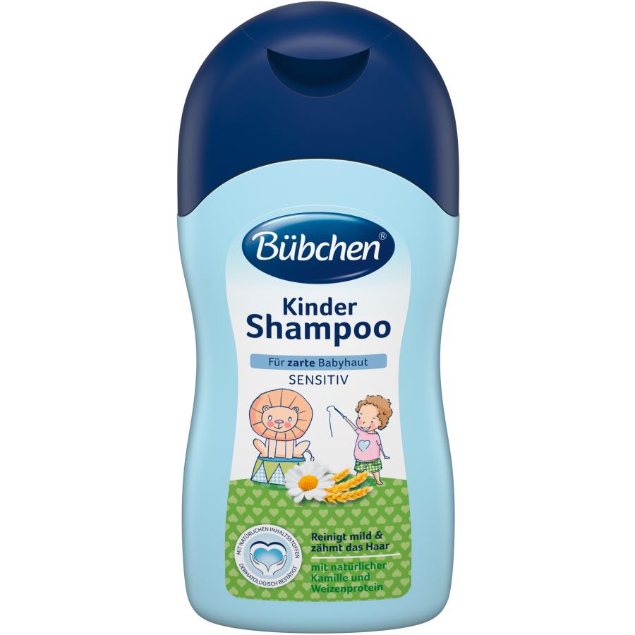 Bübchen Kinder Shampoo 400 Ml Flasche Online Kaufen Hygide