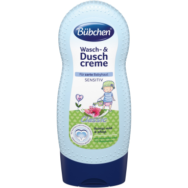 Bübchen Wasch- & Duschcreme, 230 ml