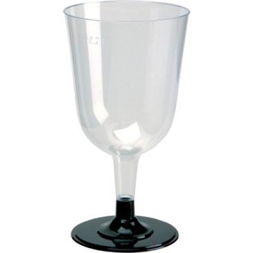 DUNI Weinglas mit seperatem Fuß