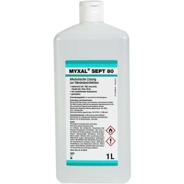 MYXAL® SEPT 80 Händedesinfektion