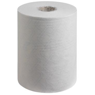 SCOTT® CONTROL Rollenhandtuchpapier Slimroll, weiß, 1-lagig