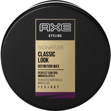 AXE Styling Wax Signature Classic Look Haargel