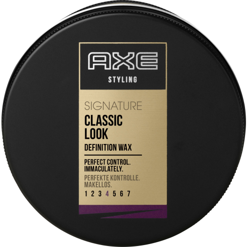 AXE Styling Wax Signature Classic Look