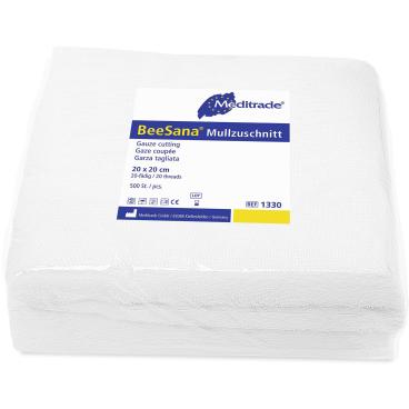 Meditrade BeeSana® Mullzuschnitt
