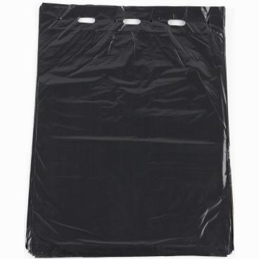 TSP Rezyklat Hundekotbeutel Basic, schwarz, 25 x 31 cm
