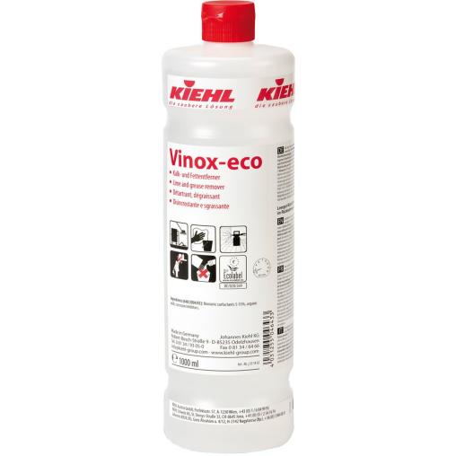 Kiehl Vinox-eco Kalk- und Fettentferner
