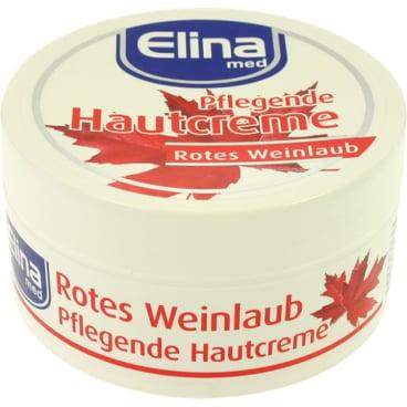 ELINA med Hautcreme Rotes Weinlaub