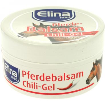 ELINA med Pferdebalsam Chili-Gel
