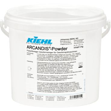 Kiehl ARCANDIS®-Powder Geschirrreiniger