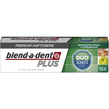 blend-a-dent Plus Duo Schutz Premium Haftcreme