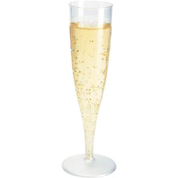 "DUNI Gläserserie ""Chateau"" Champagnerglas 135 ml, 1 Karton = 10 x 10 Stück"