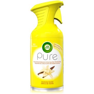 AIR WICK Pure Duftspray, 250 ml Sinnliche Vanille