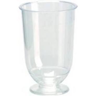 """DUNI Gläserserie """"Crystallo"""" Weinglas, 185 ml, 1 Karton = 60 x 15 Stück"""