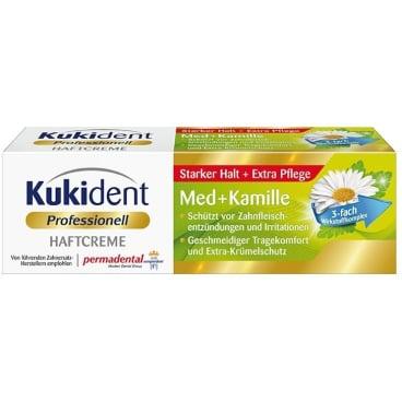 Kukident Super Haftcreme Med + Kamille