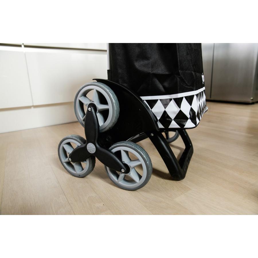 gimi tris einkaufstrolley farbe schwarz online kaufen. Black Bedroom Furniture Sets. Home Design Ideas
