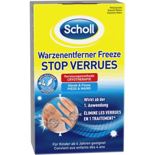Scholl Freeze Warzenentferner