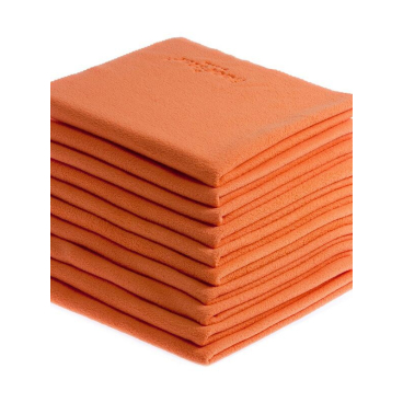 Floorstar Microfaser-Staubtuch BRAVO orange