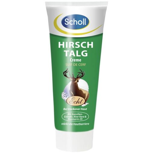Scholl Hirschtalg Creme Grün