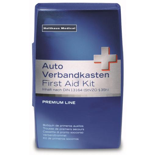 Verbandkasten Premium Auto