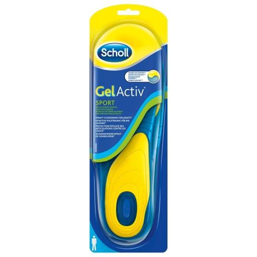Scholl GelActiv® Einlegesohle Sport Men
