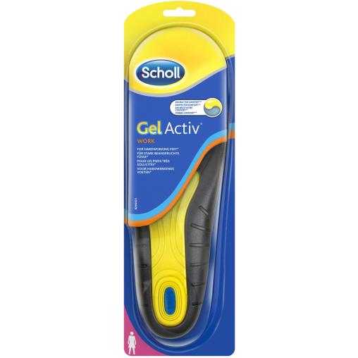 Scholl GelActiv® Einlegesohle Work Women