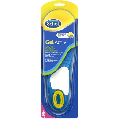 Scholl GelActiv® Einlegesohle Sport Women