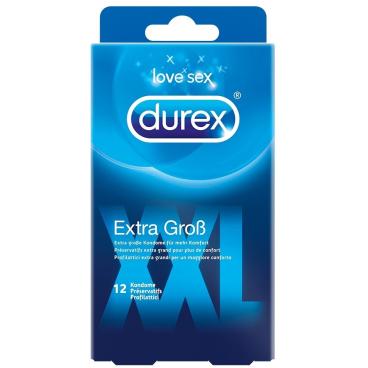 Durex XXL Extra Große Kondome