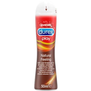 Durex Natural Feeling Gleit & Erlebnisgel