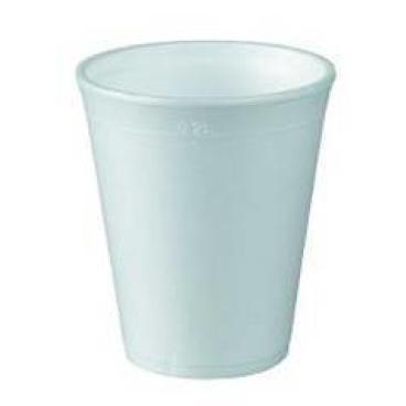 DUNI Thermobecher 230 ml Thermobecher ohne Deckel: 1 Karton = 40 x 25 Stück