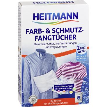 HEITMANN Farb & Schmutzfangtücher