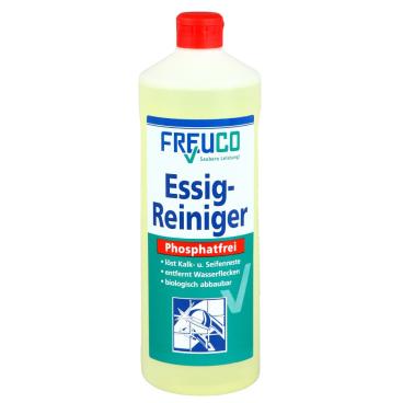 Freuco Essigreiniger 1000 ml - Flasche