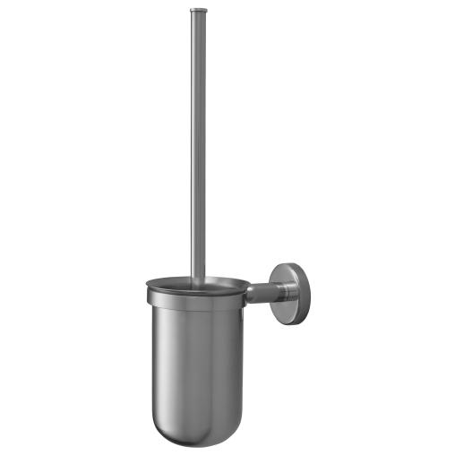Haug WC-Wandgarnitur, Edelstahl