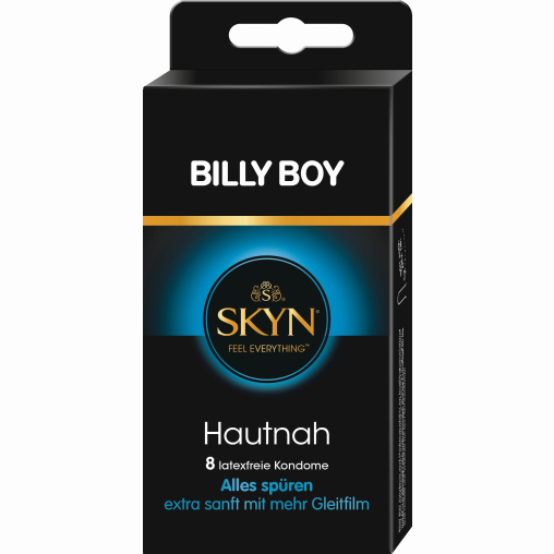 BILLY BOY SKYN Hautnah Extra Feucht Kondome