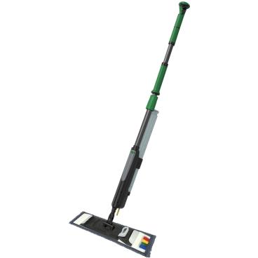 UNGER erGO! clean Taschenmopp Bodenreinigungs-Set