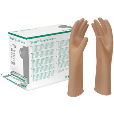 B. Braun Vasco® Surgical Micro Einmalhandschuhe