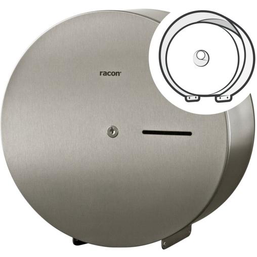 racon® X GR anti-finger-print Toilettenpapier-Spender