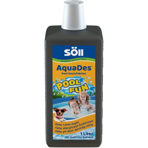 Söll AquaDes Pool-Desinfektion