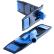 Floorstar Premium Tasche-Lasche Klapphalter Stereo