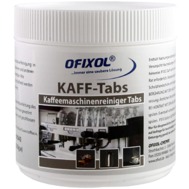 Ofixol KAFF-TABS Reinigungstabs