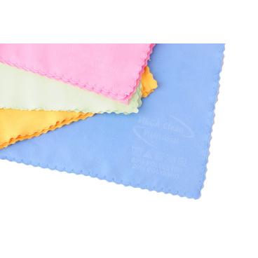 MEGA Clean Professional Mikrofaser Softtuch, 40 x 40 cm 1 Stück, Farbe: blau