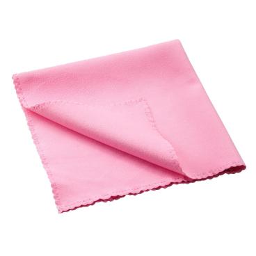 MEGA Clean Professional Mikrofaser Softtuch, 40 x 40 cm 1 Stück, Farbe: rosa