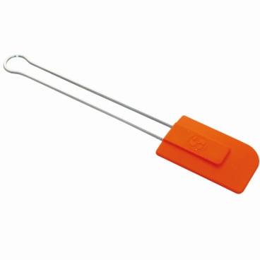SCHNEIDER Stielschaber, Silikon, orange