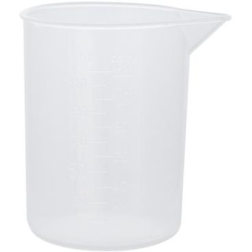 SCHNEIDER Messbecher ohne Griff, transparent Fassungsvermögen: 0,12 l