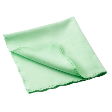 MEGA Clean Professional Mikrofaser Softtuch, 40 x 40 cm 1 Stück, Farbe: grün