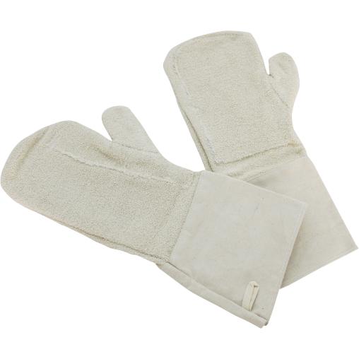 SCHNEIDER Backhandschuhe aus Spezial-Baumwollgewebe, 450 mm