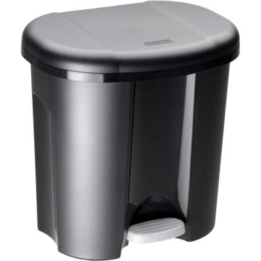 Rotho DUO Abfalleimer, 20 Liter