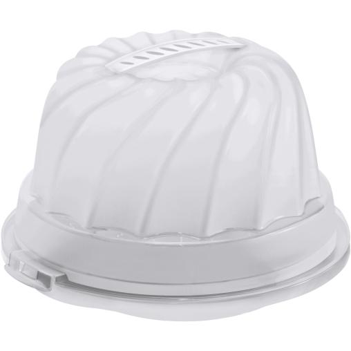 Rotho FRESH Gugelhupf- Kuchenbehälter