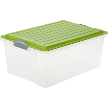 Rotho COMPACT Stapelbox, 38 Liter